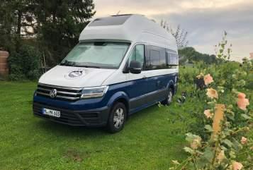 Wohnmobil mieten in Lübeck von privat | Volkswagen MK Camper 605