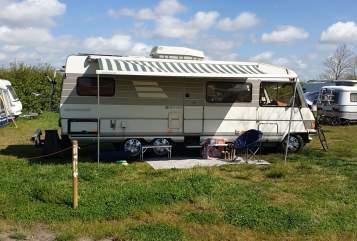 Wohnmobil mieten in Amersfoort von privat | Hymer Billy senior
