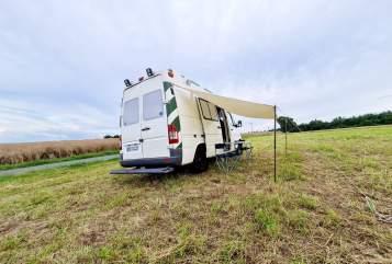 Wohnmobil mieten in Dresden von privat | Mercedes Benz Vimo-Camper