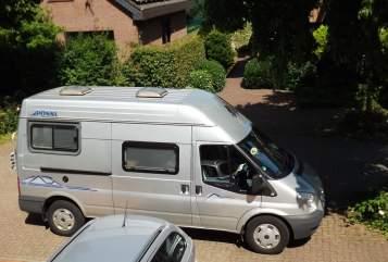 Wohnmobil mieten in Bocholt von privat | Pössl Hilda