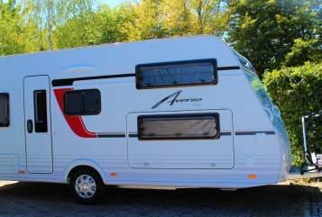 Wohnmobil mieten in Offenburg von privat   Bürstner Averso