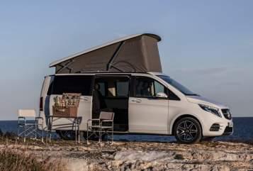 Wohnmobil mieten in Völklingen von privat   Mercedes Benz Wohni
