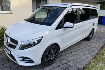 Wohnmobil mieten in Völklingen von privat | Mercedes Benz Wohni
