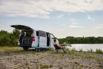 Wohnmobil mieten in Stuttgart von privat | Opel Zafira Life Hiloa 2