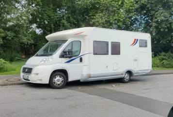 Wohnmobil mieten in Steinheim an der Murr von privat | SEA Sportcamperle:)