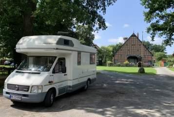 Wohnmobil mieten in Potsdam von privat   VW Karmann Potti