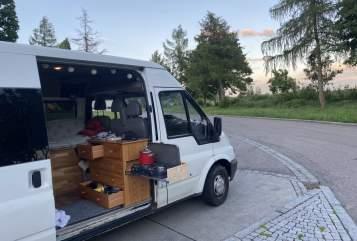 Wohnmobil mieten in Koblenz von privat | Ford Linda
