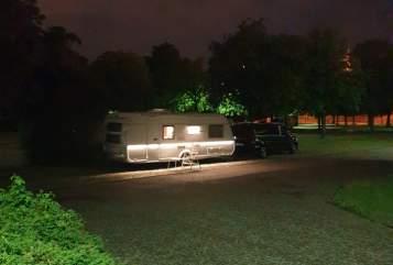 Wohnmobil mieten in Wuppertal von privat | Tabbert Tabbi