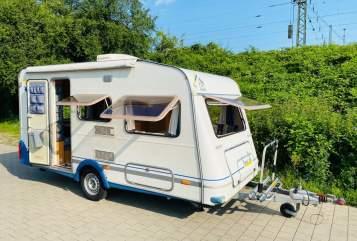 Wohnmobil mieten in Kehl von privat   Knaus Sunshine
