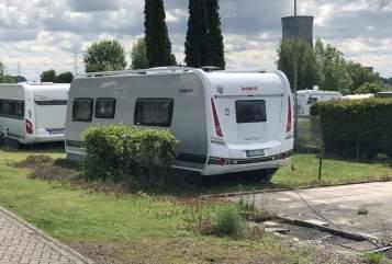Wohnmobil mieten in Eschweiler von privat   Dethleffs Nomad
