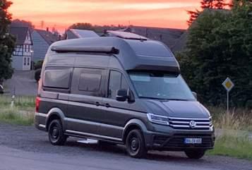 Wohnmobil mieten in Wachtberg von privat | VW California