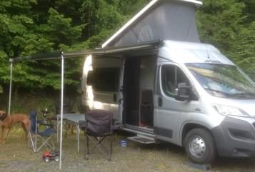 Wohnmobil mieten in Reken von privat | Pössl Freiheit