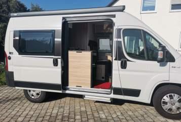 Wohnmobil mieten in Bad Abbach von privat   Fiat Ducato 2,3 l Camper Sunlight