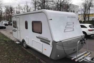 Wohnmobil mieten in Berlin von privat | HYMER HYMER Moving530
