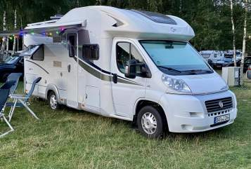 Wohnmobil mieten in Bernau bei Berlin von privat | Fiat Frieda