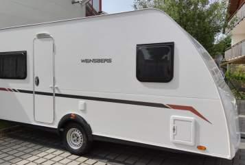 Wohnmobil mieten in Erding von privat | Weinsberg Wally