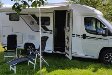 Wohnmobil mieten in Dotternhausen von privat   Knaus  Knausi