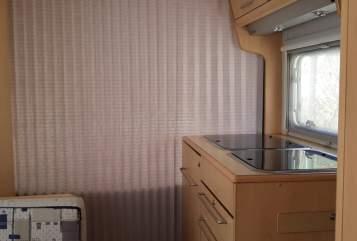 Wohnmobil mieten in Würzburg von privat | Calista 390 Calista 390