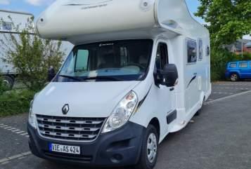 Wohnmobil mieten in Schwalmtal von privat   Renault  Rimor