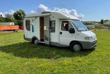 Wohnmobil mieten in Stralsund von privat | Knaus KNAUS Traveller
