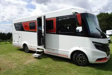 Wohnmobil mieten in Essen von privat   Niesmann&Bischoff ISmove 7.3 F