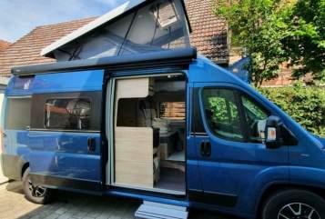 Wohnmobil mieten in Prien am Chiemsee von privat | Knaus Knausi