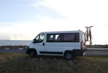 Wohnmobil mieten in Schwäbisch Hall von privat | Citroen Jumper Le Bus
