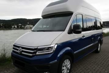 Wohnmobil mieten in Erpel von privat | VW GrandHotel