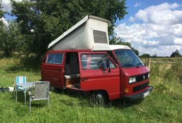 Wohnmobil mieten in Kiel von privat   VW Manni