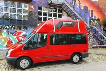 Wohnmobil mieten in Münster von privat | Ford Norbert Nugget