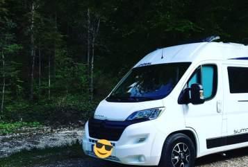 Wohnmobil mieten in Vaterstetten von privat | Pössl Bobo