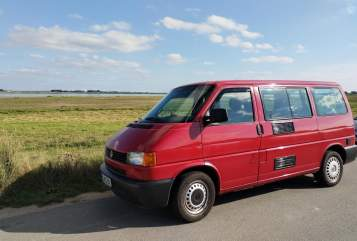 Wohnmobil mieten in Lübeck von privat | Volkswagen  Rudi