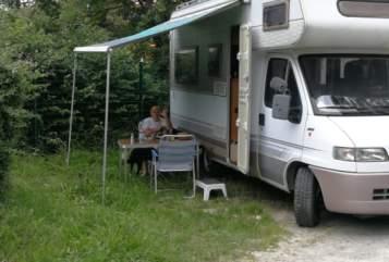 Wohnmobil mieten in Kolbermoor von privat | Fiat Daisy