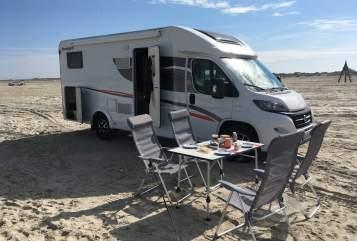Wohnmobil mieten in Vellmar von privat | Fiat Trudi