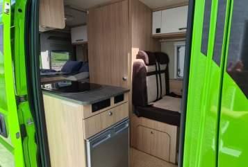 Wohnmobil mieten in Dettingen an der Erms von privat | Fiat Ducato Pössl Kermit