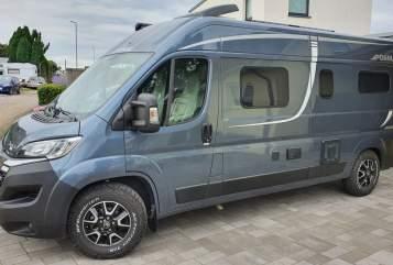 Wohnmobil mieten in Illingen von privat | Pössl  Car-Lotta