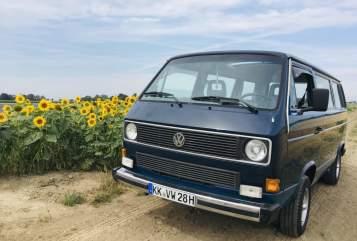 Wohnmobil mieten in Tönisvorst von privat | VW Werner