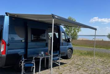 Wohnmobil mieten in Muldestausee von privat | Carado Paul