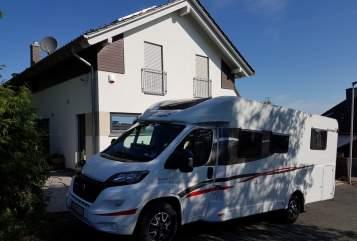 Wohnmobil mieten in Oberursel (Taunus) von privat | Fiat Flotte Biene
