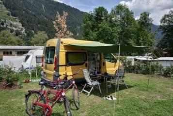 Wohnmobil mieten in Mainz von privat | Opel Opel Vivaro
