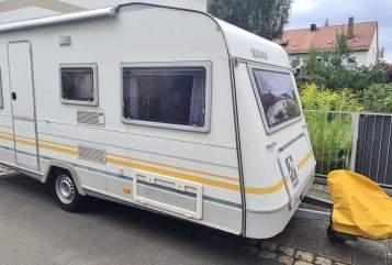 Wohnmobil mieten in Nürnberg von privat | Knaus Global Camper 2