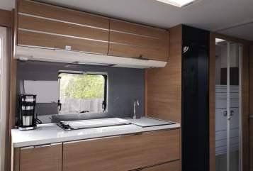 Wohnmobil mieten in Erfurt von privat   Adria Willson
