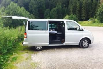 Wohnmobil mieten in München von privat | Volkswagen Bullibaby