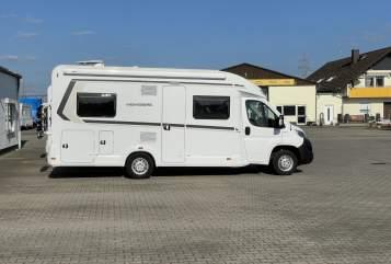 Wohnmobil mieten in Bad Kreuznach von privat | Weinsberg Cara