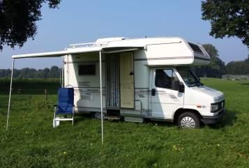 Wohnmobil mieten in Marienvelde von privat | Fiat De Camper