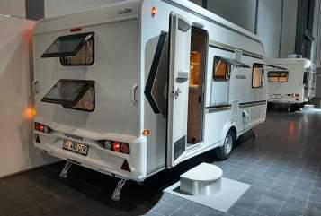 Wohnmobil mieten in Dielheim von privat | Weinsberg CaraOne 480QDK
