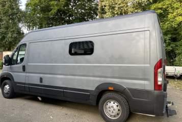 Wohnmobil mieten in Stuttgart von privat | Fiat Ozzy