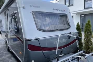Wohnmobil mieten in Bremen von privat   Hymer SuperNova HB