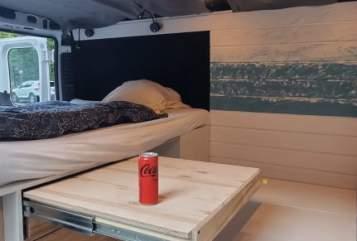 Wohnmobil mieten in Stuttgart von privat | Citroen Stadtvan