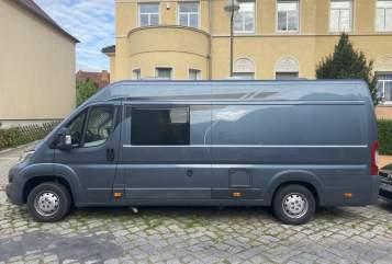 Wohnmobil mieten in Rostock von privat | Pössl Heike
